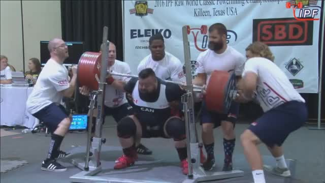 Watch Faulty spotting at IPF Worlds GIF on Gfycat. Discover more ipf, powerlifting, worlds GIFs on Gfycat