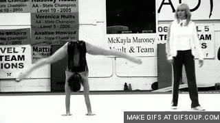 Watch mckayla maroney gymnastics gif GIF on Gfycat. Discover more related GIFs on Gfycat