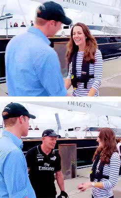 Watch *semi-hiatus* GIF on Gfycat. Discover more coyotease, duchess of cambridge, duke of cambridge, gifs, i'm feeling lazy so i included my gifset from earlier lol, kate middleton, prince william, requested, the 2011 footage is so lq smh GIFs on Gfycat