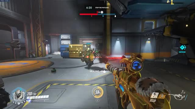 Watch pharah sleeps in weird spot 2018-02-04 GIF by @coolbrown on Gfycat. Discover more related GIFs on Gfycat