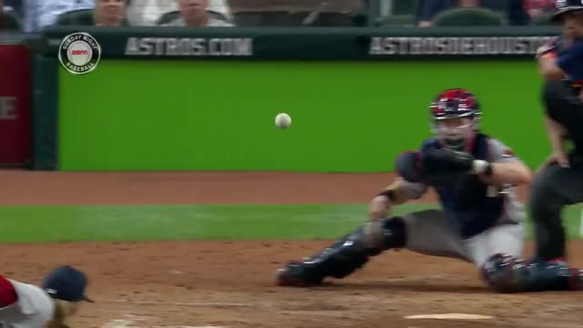 Watch and share Gomez Strikes Out, Snaps Bat GIFs on Gfycat