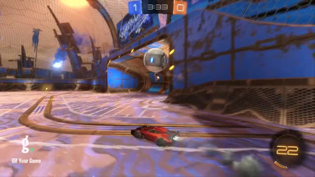 Watch Goal 2: sinz GIF by Gif Your Game (@gifyourgame) on Gfycat. Discover more Gif Your Game, GifYourGame, Goal, Rocket League, RocketLeague, sinz GIFs on Gfycat