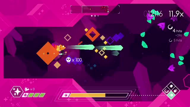 Watch Graceful Explosion Machine: Bullet Eater GIF by Vertex Pop (@vertexpop) on Gfycat. Discover more graceful explosion machine, videogame GIFs on Gfycat