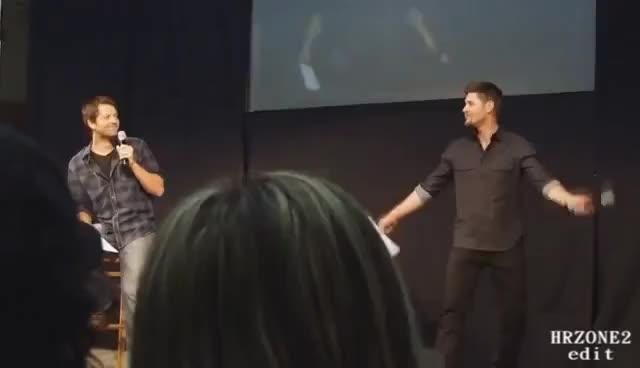 Jensen Dancing