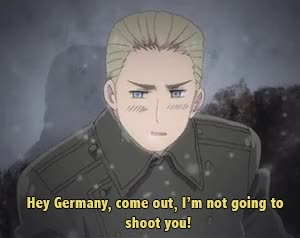 Watch and share Hetalia Germany GIFs on Gfycat
