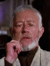 Watch and share Alec Guinness GIFs on Gfycat