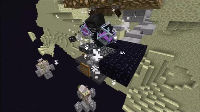 Watch and share Minecraft GIFs and Wither GIFs by Rays Works on Gfycat