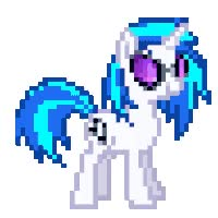 Watch and share  Photo VinylScratch.gif animated stickers on Gfycat