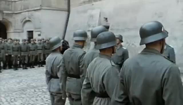 """Watch and share """"Das Abzeichen Wird Nicht Verliehen!"""" - Stalingrad (1993) GIFs on Gfycat"""