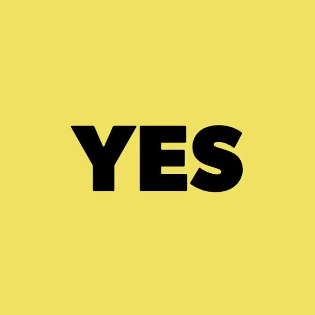 Watch and share Yes GIFs by Reactions on Gfycat