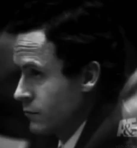 Watch and share Ted Bundy Gif GIFs and True Crime GIFs on Gfycat