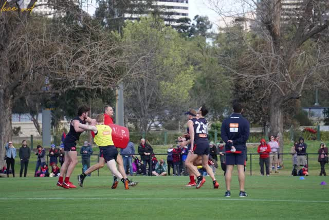 Watch Weid ruck GIF by Lace out (@laceout) on Gfycat. Discover more afl, mfc, rugby GIFs on Gfycat