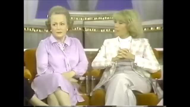 Watch Olivia de Havilland Talks About Bette Davis GIF on Gfycat. Discover more related GIFs on Gfycat