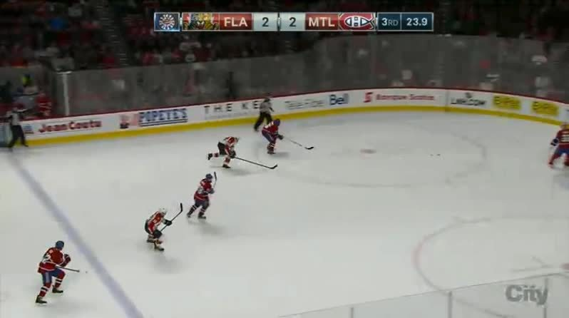 hawwkey, hockey, nhl, PK Subban loses an edge and takes out Carey Price (reddit) GIFs
