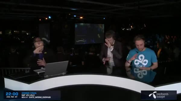 N0thing Teaches Sir Scoots and DreamHack the