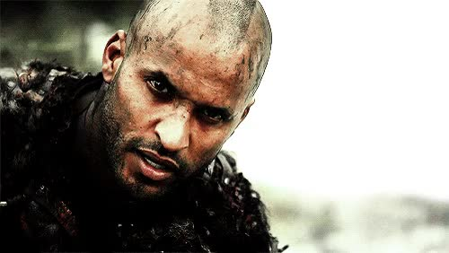 Watch and share Ricky Whittle GIFs on Gfycat