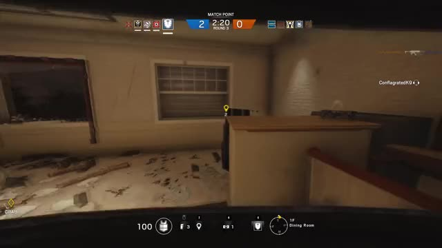 Watch and share Rainbow6 GIFs and Shield GIFs by conflagrated on Gfycat