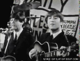 Watch and share John Lennon GIFs on Gfycat