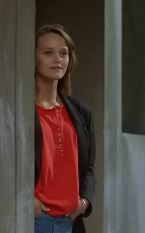 Watch and share Vanessa Paradis - Noce Blanche - 22 GIFs on Gfycat