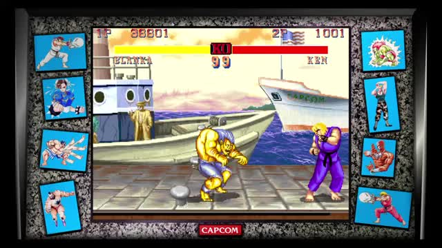 Watch and share Street Fighter® 30th Anniversary Collection 20181123130938 GIFs by veloc1raptor on Gfycat