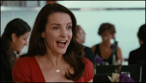 Watch and share Kristin Davis GIFs on Gfycat