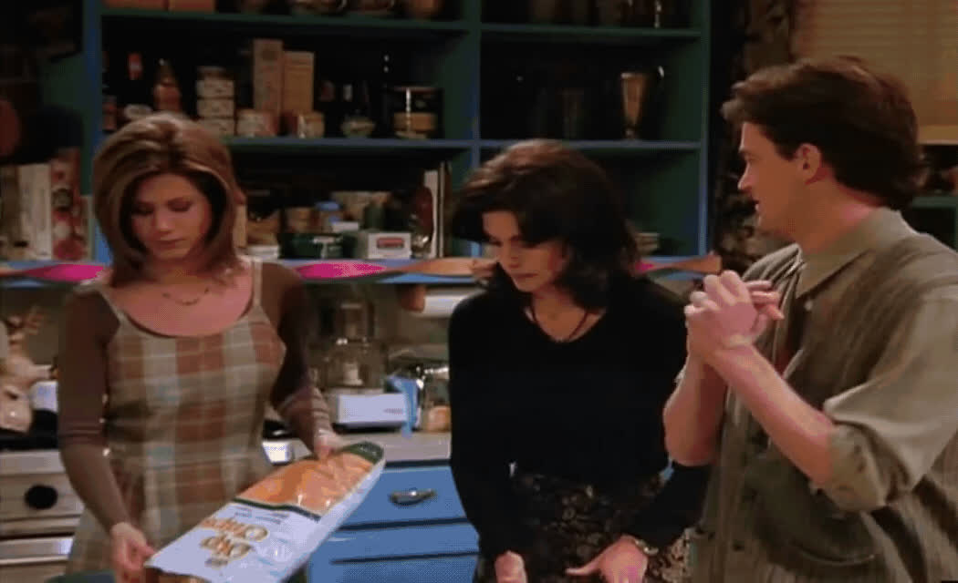Pheobe's Surprise Party Goes Wrong GIFs