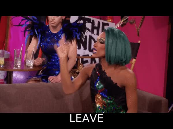 Watch and share Leave Me Alone GIFs by londonsista on Gfycat