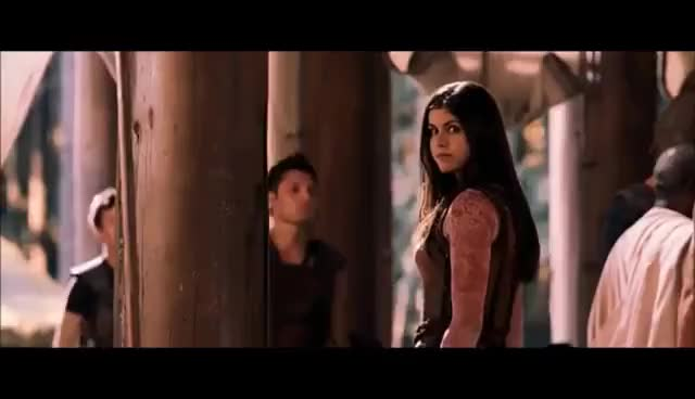 Watch and share The Lightning Thief Deleted Scene-Percy Meets Annabeth GIFs on Gfycat