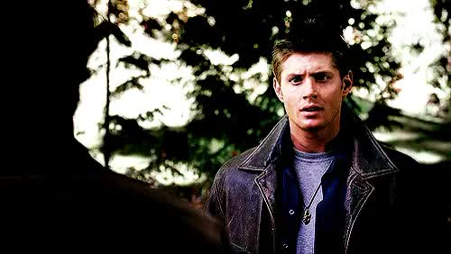 Dean If there was one thing Dean wasn't a huge fan of, it