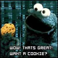 Watch and share Cookie Monster GIFs on Gfycat