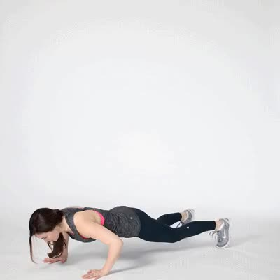 Watch and share 400x400 8 Calisthenics Exercises For Beginners Burpees GIFs on Gfycat