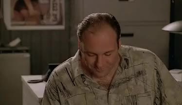 Watch and share Tony Soprano • R/HighQualityGifs GIFs on Gfycat