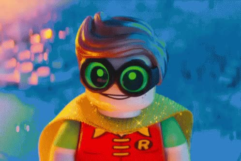 Watch and share Lego Batman GIFs on Gfycat