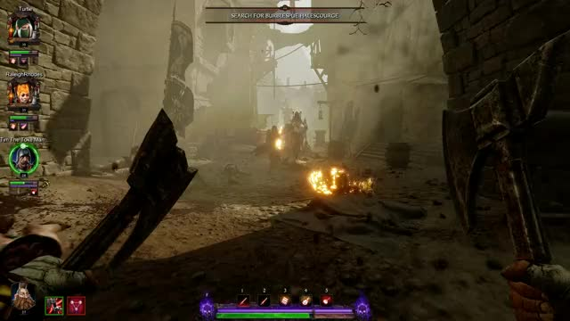 Watch and share Vermintide GIFs by ralekei on Gfycat