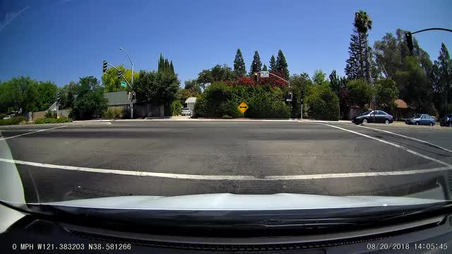 Watch When a red light is optional for these terrible drivers GIF by @dstruktnine on Gfycat. Discover more asshats, dashcam, sacramento GIFs on Gfycat