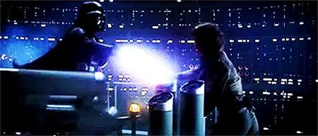 Watch and share Luke Skywalker GIFs on Gfycat