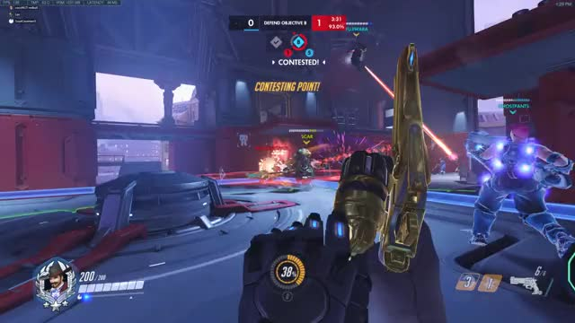 Watch Shatter stun GIF on Gfycat. Discover more overwatch GIFs on Gfycat