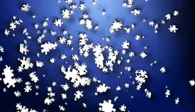 Watch Floating Jigsaw Puzzle Pieces - Free Motion Background GIF on Gfycat. Discover more related GIFs on Gfycat