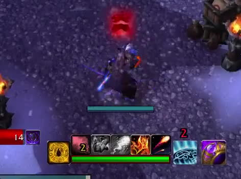 wowui, Mage Fire Aura's 7.0 (Legion) GIFs