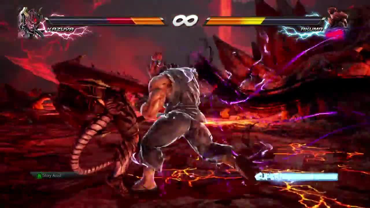 Tekken 7 Akuma Gifs Search   Search & Share on Homdor