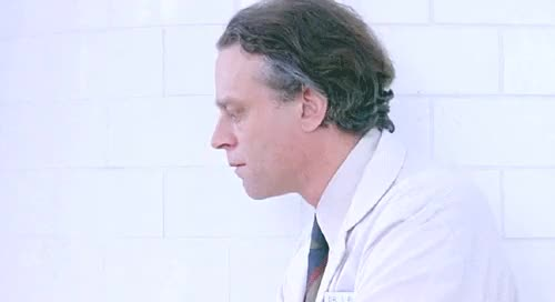 Watch this trending GIF on Gfycat. Discover more brad dourif, dourif tuesday, duty doctor, his eyes tho, nightwatch GIFs on Gfycat