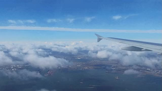 Watch Timelapse Arrival in LGA Runway 22 GIF by @theberg24 on Gfycat. Discover more aviation GIFs on Gfycat