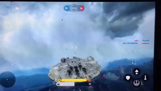 Watch and share Falcon Punch GIFs and Battlefront GIFs on Gfycat
