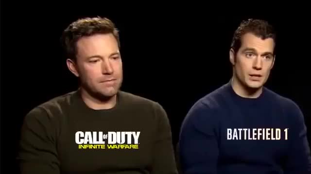 Watch and share Henry Cavill GIFs and Ben Affleck GIFs on Gfycat