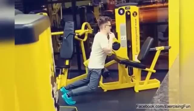 Watch and share The Gym Hump GIFs on Gfycat