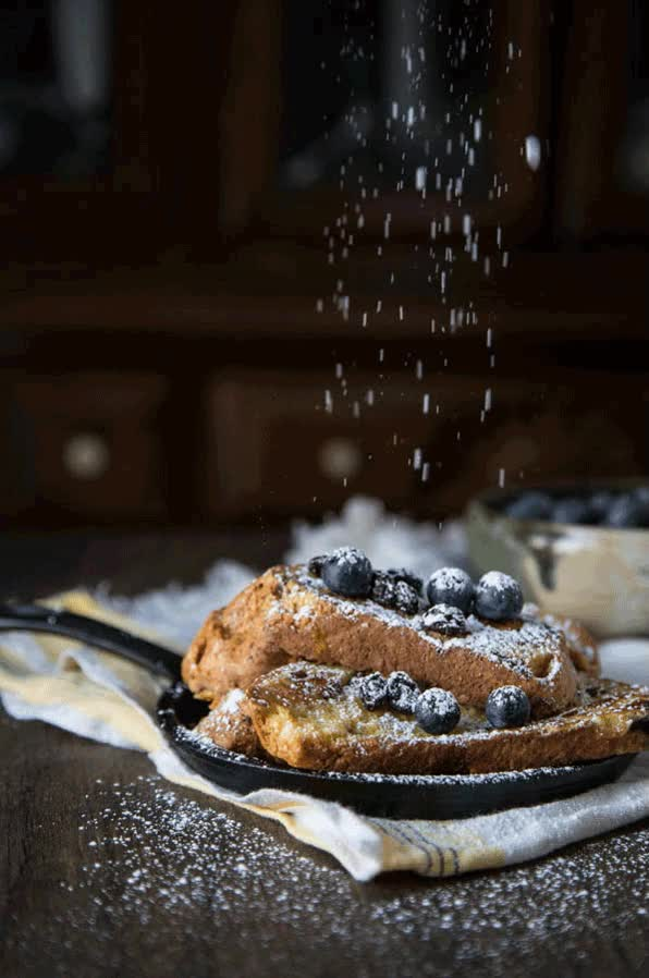 Watch and share Irish Soda Bread French Toast GIFs on Gfycat
