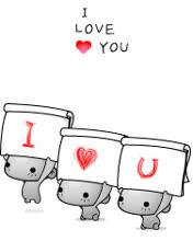 i love you, love,  GIFs