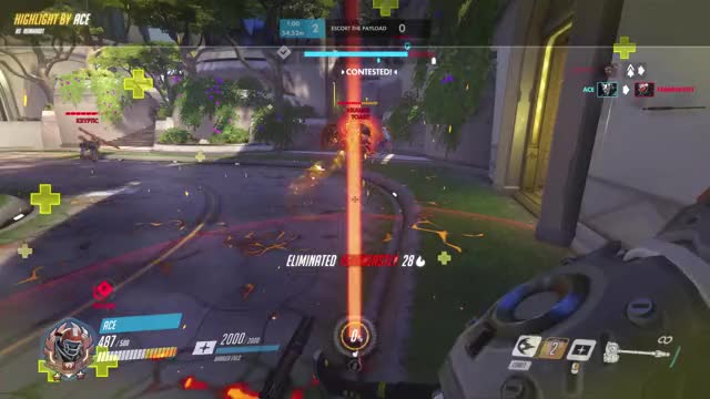 Watch Reinhardt? GIF on Gfycat. Discover more highlight, overwatch, reinhardt GIFs on Gfycat