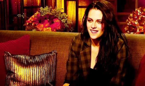 Watch and share Kristen Stewart Cute Smile Appreciationmotionless-in-valerie:(-grey)  | GIFs on Gfycat