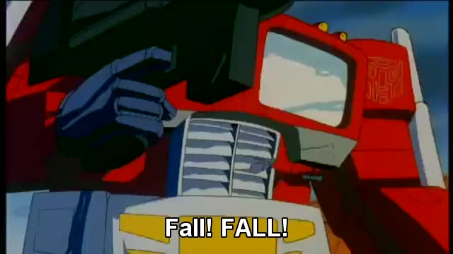 Watch and share Optimus Prime GIFs and Megatron GIFs by superhypermega on Gfycat